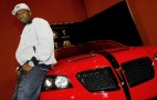 Rapper 50 Cent Injured In Car Accident