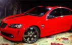 50 Cent shows off his 500HP Pontiac G8