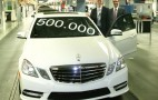 Mercedes-Benz Builds 500,00th Current-Generation E Class