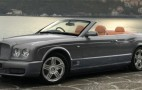Bentley introduces 500hp Azure T convertible