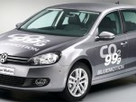 61mpg VW Golf BlueMotion concept headed to Paris