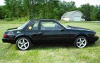 80 Miles Per Gallon, 400 horsepower Fox Body Mustang