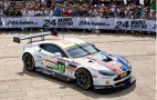 Aston Martin Presents Vantage GTE Racer With Fan-Designed Livery