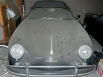 A 1958 Porsche Speedster barn find