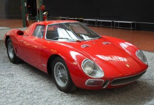 A 1964 Ferrari 250 LM - image: Wikipedia Commons