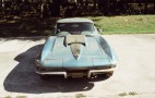 Neil Armstrong's 1967 Corvette For Sale On Ebay