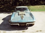 A 1967 Corvette, once owned by Neil Armstrong