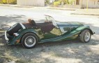 Propane-Powered Morgan Plus 8 Turbo Defines 'Unconventional'