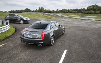Cadillac Brings Semi-Autonomous Driving To GM Lineup In 2016