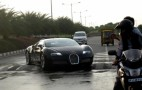 When Bugatti Veyron Meets Speed Bump - Updated With Video