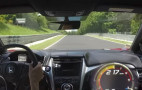 Take a lap of the Nürburgring in the Acura NSX