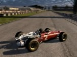 A Ferrari 312 from Test Drive: Ferrari Racing Legends