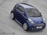 Huge V-12 For Tiny Aston Martin Cygnet? Un-Greening The Scion iQ
