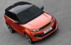 A. Kahn Design Unveils Upgraded Range Rover Evoque Vesuvius