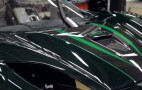 Inside Koenigsegg Shows The Agera R Paint Process: Video