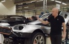 Inside Koenigsegg Looks At The One:1's Active Rear Wing: Video