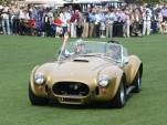 A Mark III Shelby Cobra at the 2012 Amelia Island Concours d'Elegance