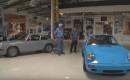 A pair of Porsche 911s make their way into Jay Leno's Garage
