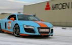Another Audi R8 Hit-And-Run, This Time In Belgium
