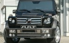 Royal Family of Abu Dhabi commissions one-off 'AS55K' Mercedes G55 AMG