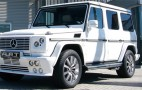 A.R.T. tuned Mercedes G-wagon with 580HP