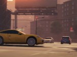 A screen grab from Need For Speed Most Wanted