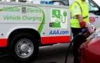 Your Electric Car Out Of Juice? AAA Tests Roadside Recharging