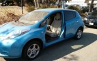 SOLVED! Electric-Car Mystery: Doorless, Abandoned Nissan Leaf In Palo Alto