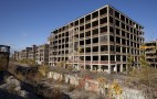 Detroit's Packard Plant Hitting The Auction Block
