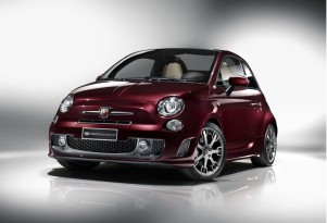 Abarth 695 Tributo Maserati
