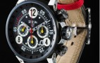 Abarth BRM V12-T-44 Watch Precedes Abarth Fiat 500 U.S. Arrival