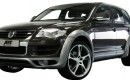 Abt tunes the VW Touareg TDI