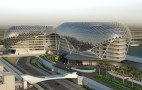 Abu Dhabi F1 track to feature underground pit lane