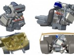 Achates Closer To Production Of Radically Efficient Two-Stroke Truck Diesel