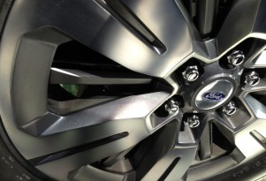 Ford Atlas Truck Concept Demos Fuel-Saving Active Wheel Shutters