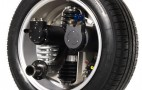 Michelins Active Wheel technology in detail