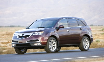 2013 Acura MDX Photos