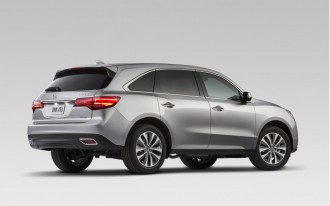 2014-2015 Acura MDX, 2014 Acura RLX Recalled For Seatbelt Flaw