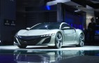 Acura NSX Concept Live Photos: 2012 Detroit Auto Show