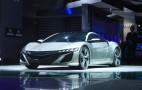 Acura NSX Concept Live Photos: 2012 Detroit Auto Show