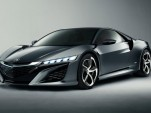 Acura NSX II concept - 2013 Detroit Auto Show