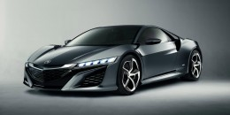 Acura NSX Hybrid Supercar To Be Designed, Built Here In U.S.