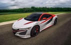 Watch The Acura NSX Take On The Pikes Peak Hill Climb: Video