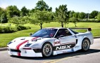 Honda To Field Five Cars At Pikes Peak 2014, Including Original NSX