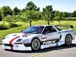 Acura NSX Pikes Peak racer
