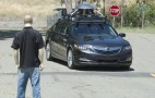 Acura demonstrates autonomous technology at GoMentum Station