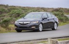 2016 Acura RLX Gets AcuraWatch Driver Aids, Chassis Tuning