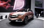 Acura Previews New Compact Crossover In Shanghai: Video