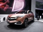 Acura SUV-X concept, 2013 Shanghai Auto Show