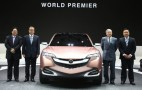 Acura Partners With Guangzhou For China Expansion